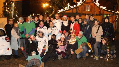 Glühwein Marathon 2016
